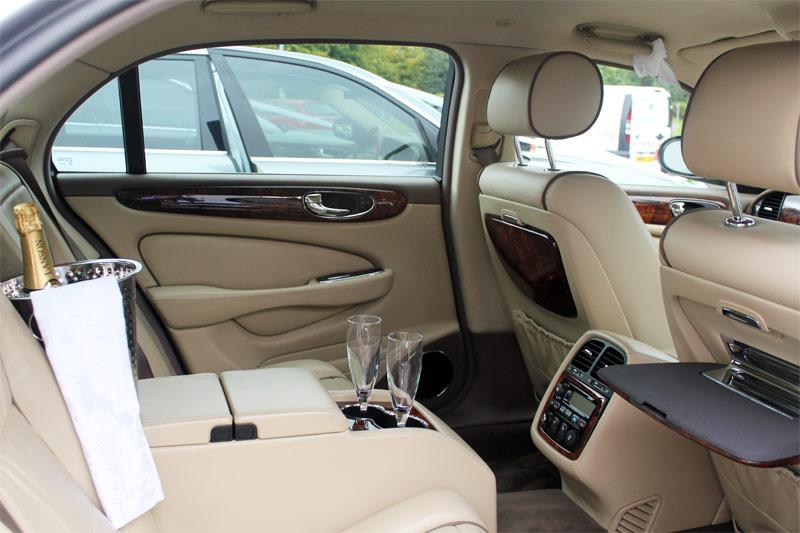 Jaguar Super V8 Limousines