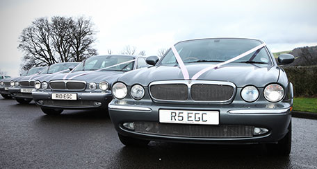 Jaguar Super V8 Limousines