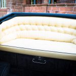 Viscount Landaulette Back Seat