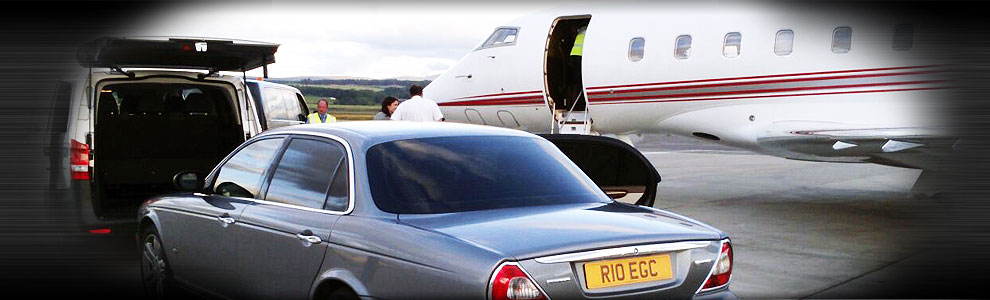 Executive Airport Transfers from Major Scottish Airports