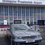 Jaguar Airport Transfer Prestwick