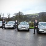 EG Chauffeur Hire drivers at Mar Hall