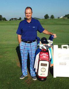 Paul Reid PGA Golfer